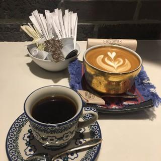 サザコーヒー KITTE丸の内店 (東京都・東京) - CafeSnap